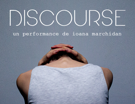 Reverse Discourse - performance de dans contemporan despre politicile corpului de Ioana Marchidan.
